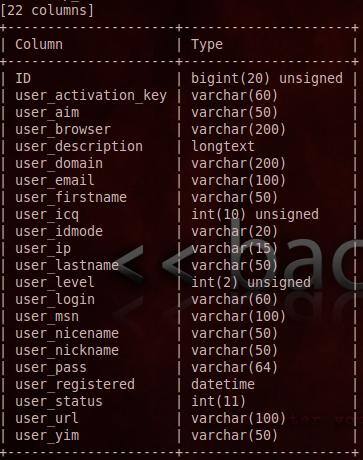 黑客如何攻破一个网站获得信息